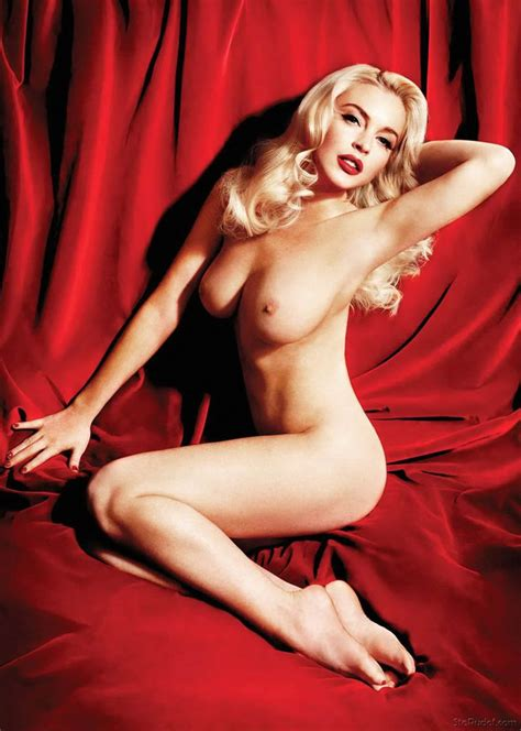 Lindsay lohan nude, topless pictures, playboy photos, sex jpg 813x1140