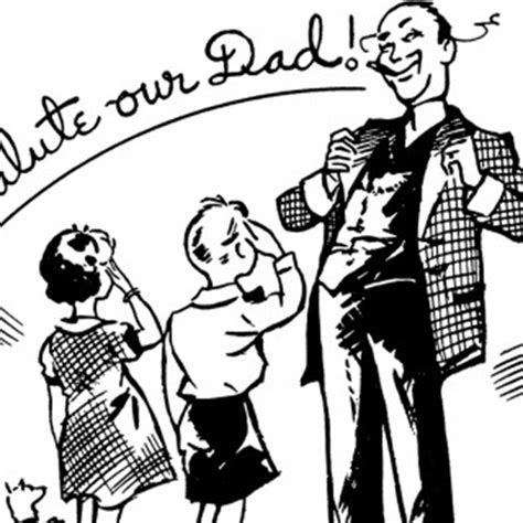 Free vintage fathers day clip art jpg 320x320